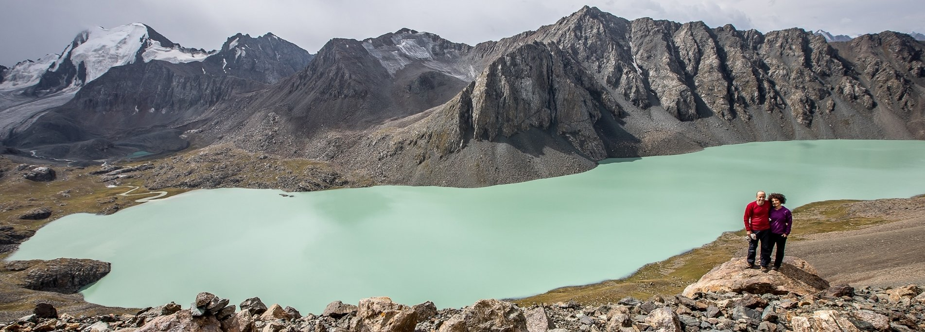 Trekking in Terskei Ala-Too Mountains - Across the Northeastern part of Kyrgyzstan to Lake Ala-Kol