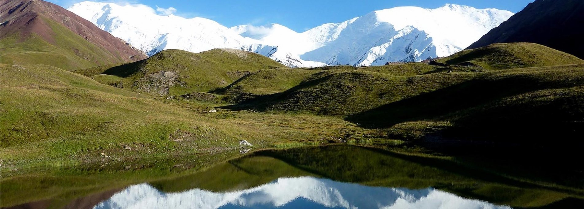 Lenin Peak Base Camp - Trekking in Pamir Mountains