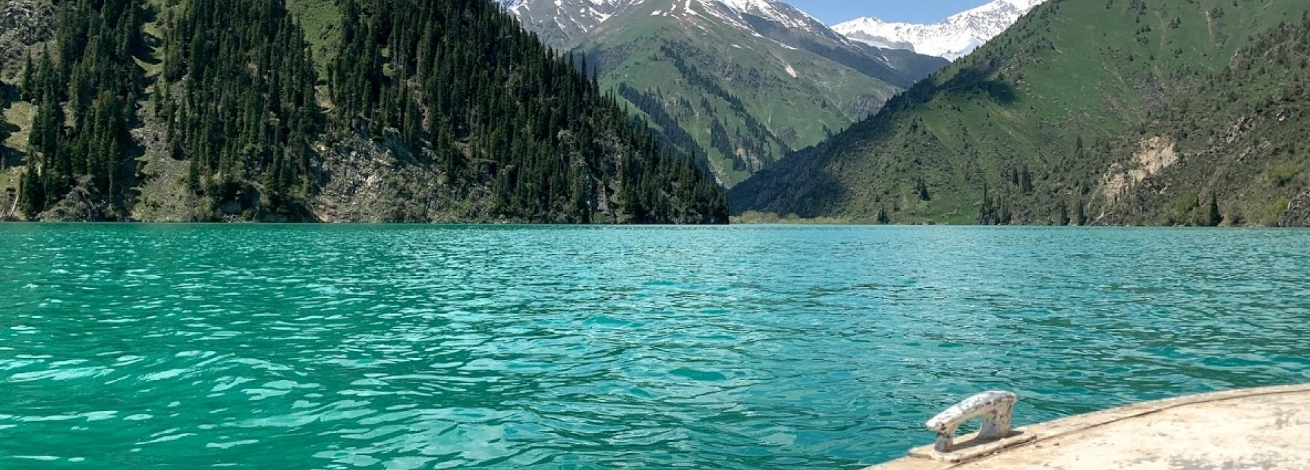 A trip to Sary-Chelek lake - Three-days adventure in Kyrgyzstan