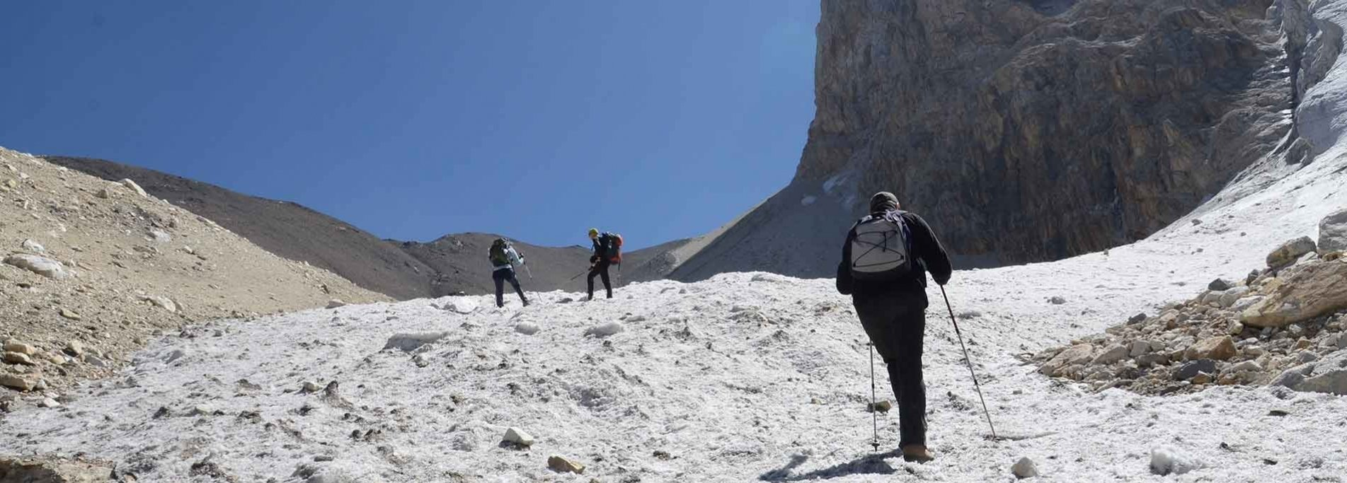 Asian Patagonia - Trekking along the Turkestan ridge