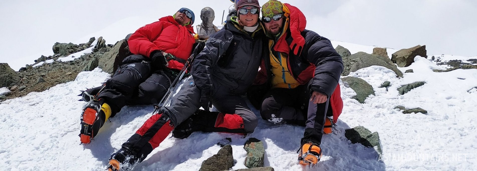 List of Lenin peak climbers 2019