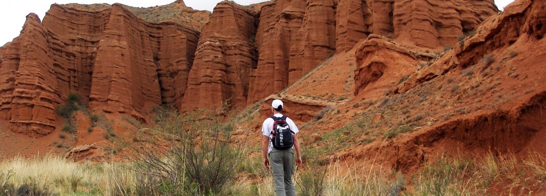 Trip to Konorchek canyons - Trekking in Kyrgyzstan