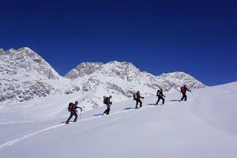 >Лыжный тур в Арсланбобе
