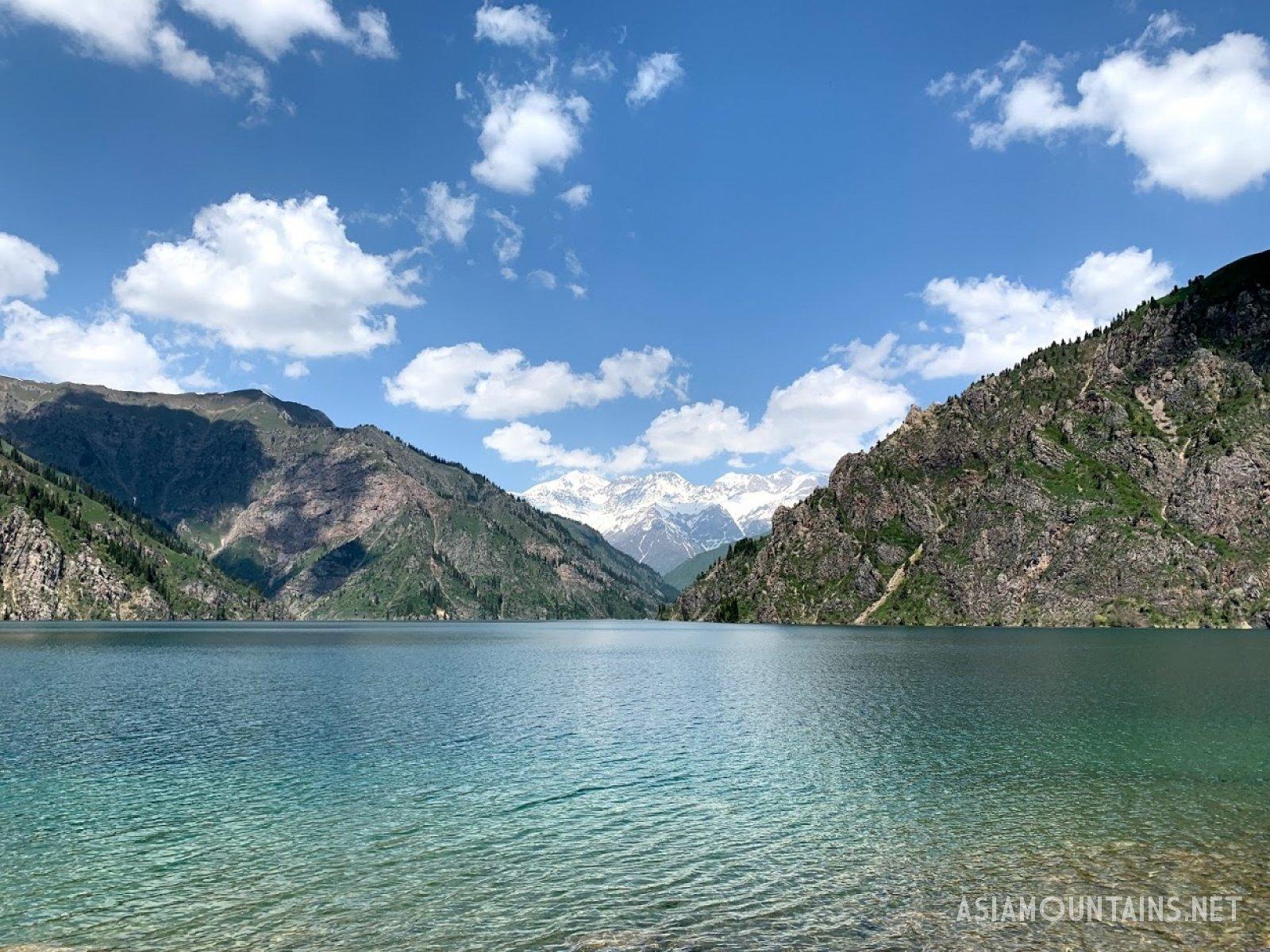 >Озеро Сары-Челек