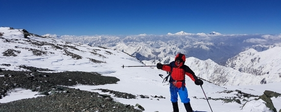 Lenin peak 2019 – ascent with Asia Mountains from airport to the summit