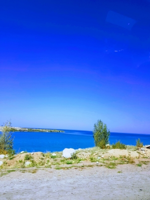 Отдых на озере Иссык-Куль / Rest on Issyk-Kul Lake