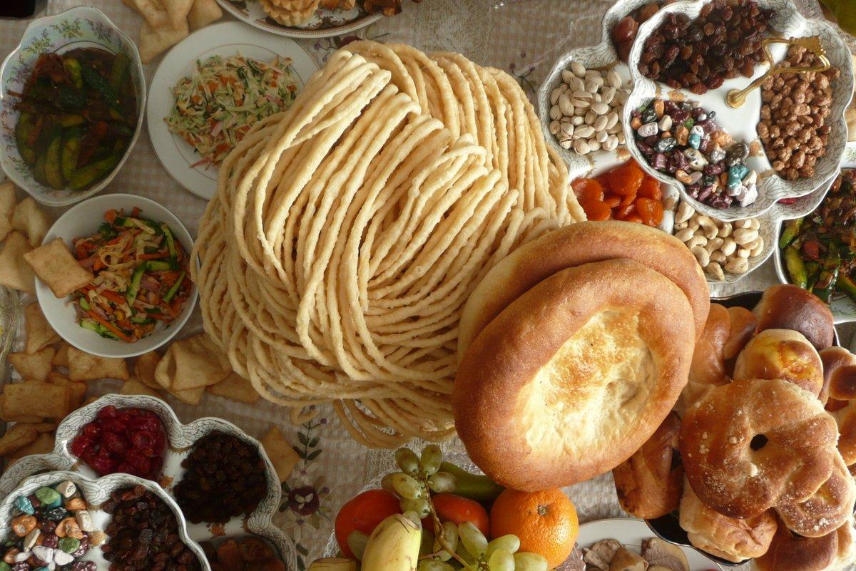 Десерты национальной кухни